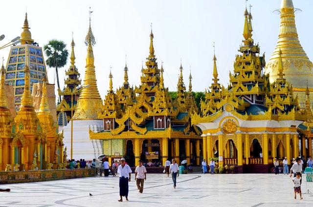 Yagon temple